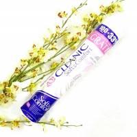 Bông tẩy trang Cleanic Soft & Comfort 100% Cotton Pads 133 miếng