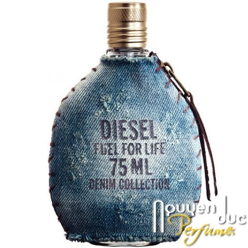 Fuel For Life Denim Collection Pour Homme