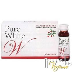 Nước uống trắng da trị nám Pure White Shiseido