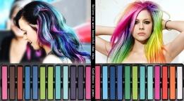 Phấn Nhuộm tóc hộp 24 màu