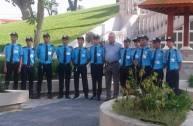 Triển khai bảo vệ tại Lotte Mart Đồng Nai