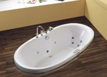 Bồn tắm massage Nofer VR-107 (sục khí)