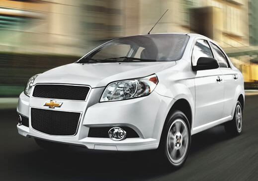 CHEVROLET AVEO 1.5 2016 5 CHỖ LTZ MY 16 (AT)