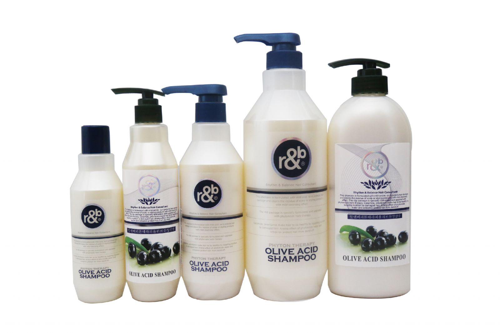 dầu gội dưỡng tóc olive