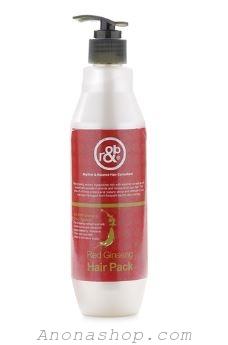 Kem hấp tóc thảo dược r&b  Hồng Sâm 350ml