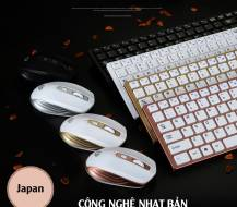 Bộ bàn phím và chuột không dây chất lượng cao