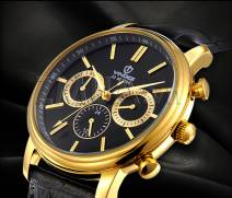 Đồng hồ nam chính hãng VINOCE V8371-01 máy japan