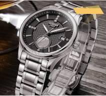 Đồng hồ nam cao cấp máy cơ Thụy Sỹ chính hãng BINGER B1105G-02