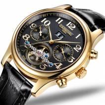 Đồng hồ đeo tay nam CARNIVAL 8670G-02 phong cách doanh nhân
