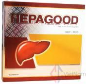 HEPAGOOD - THUỐC ĐIỀU TRỊ BỆNH GAN
