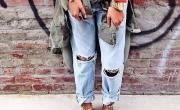 Tường tận cách xắn gấu hay ho cho những kiểu quần jeans