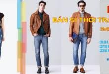 Địa chỉ bán sỉ quần Jean ở Hà Nội