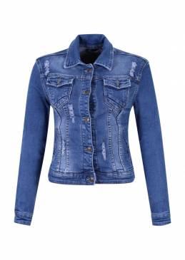 Áo Jeans Nữ Lana 0432