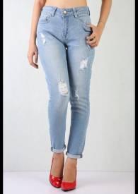 Quần Jeans Nữ BF42 - Sáng
