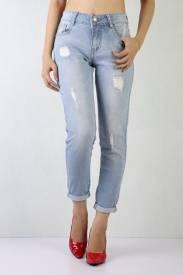 Quần Jeans Nữ BL A19 - Sáng
