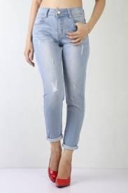 Quần Jeans Nữ BL A22 - Sáng