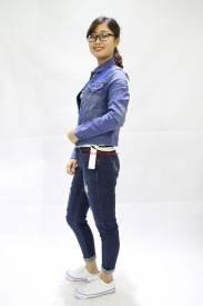 Quần Jeans Nữ 2433