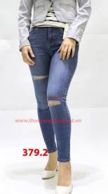 Quần Jean Nữ 3792 thời trang cao cấp