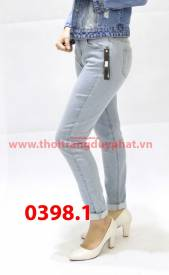 Quần Jean Nữ Thời Trang Cao Cấp 3981