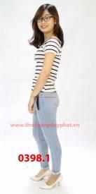 Quần Jean Nữ - Thời Trang Jean 3981