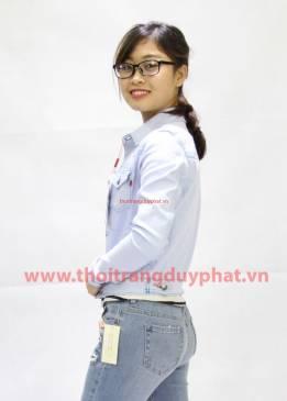 Áo Jeans Nữ Lana 0033