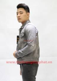 Áo Khoác Jean Nam Cao Cấp AJ5