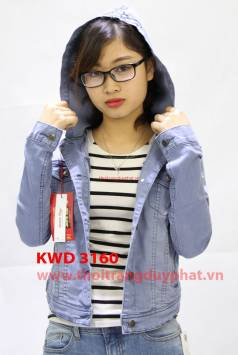 Áo khoác lana KWD3160