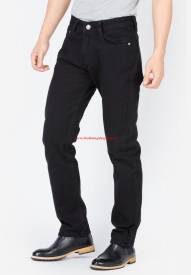 Quần jeans nam Duy Phát màu đen