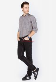 Quần jeans nam màu đen Duy Phát