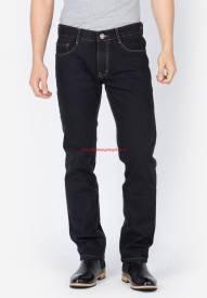 Quần jeans nam Duy Phát màu xám đậm