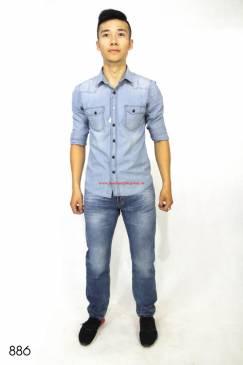 Quần Jeans Nam Duy Phát 884