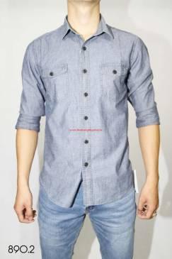 Áo sơ mi jeans Nam Duy Phát 8902
