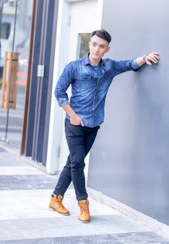Men's shirts Denim 202