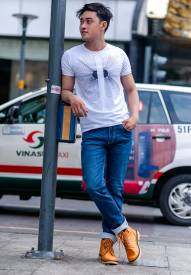 Quần jeans nam #021