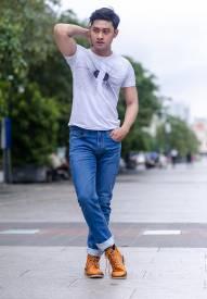 Quần jeans nam #022