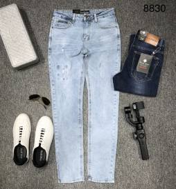 Quần Jeans Nam Dài RockStar 8830