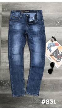 Quần Jeans Nam Dài RockStar 228