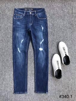 Quần Jeans Nam Dài RockStar 340