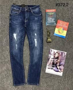 Quần Jeans Nam Dài RockStar 372