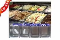Khay kem - Khay làm kem - Khay buffet