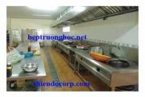 Hệ thống bếp trường học
