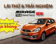 Lái thử và Giới thiệu Mirage 2017