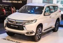 Lái thử ngay All New Pajero Sport tại AMC Nam Sài Gòn Quận 7