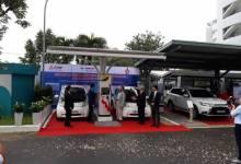 Mitsubishi xây dựng trạm sạc điện nhanh EV và xe điện iMiEV đầu tiên tại Việt Nam
