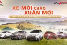 Khuyến mại tháng 12, giá xe Mitsubishi ưu đãi lên đến 206 triệu đồng