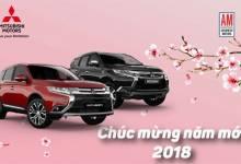 Chúc mừng năm mới 2018 - Mitsubishi AMC kính chúc quý khách vạn sự hanh thông