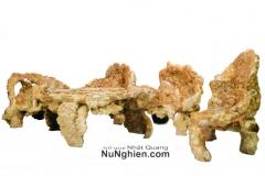 Siêu phẩm Ngọc nghiến thạch hóa