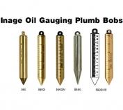 quả dọi thước đo dầu