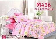 Drap 100% Cotton Hàn Quốc M436