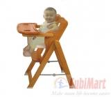 ghế ăn bột gỗ autoru
